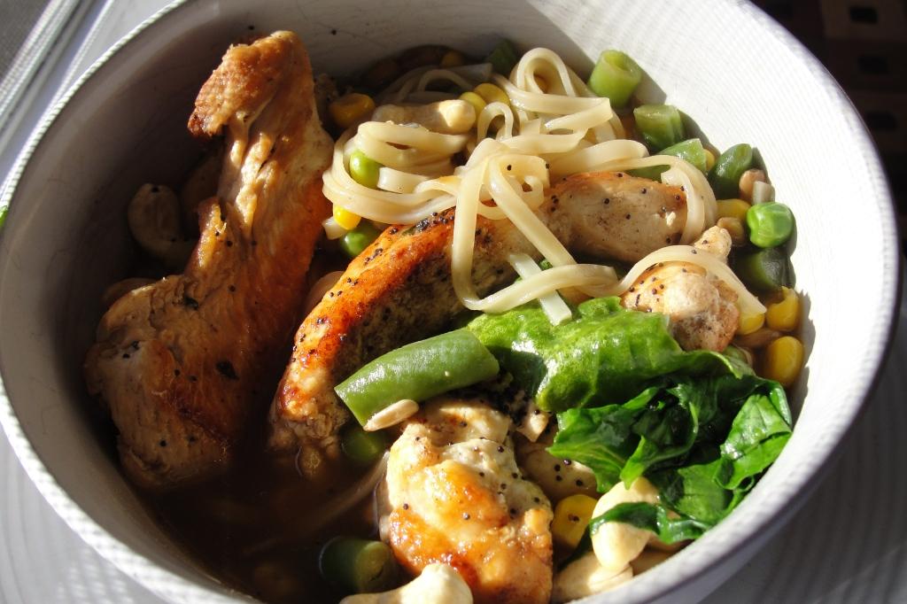 Jamie Oliver Asian Chicken